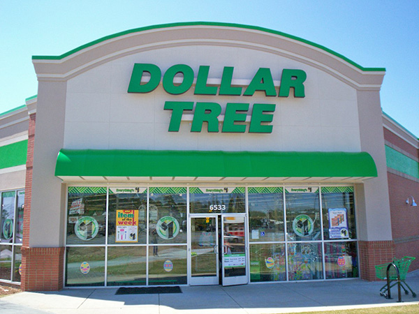 Hundreds of Jobs Uprooted at Dollar Tree