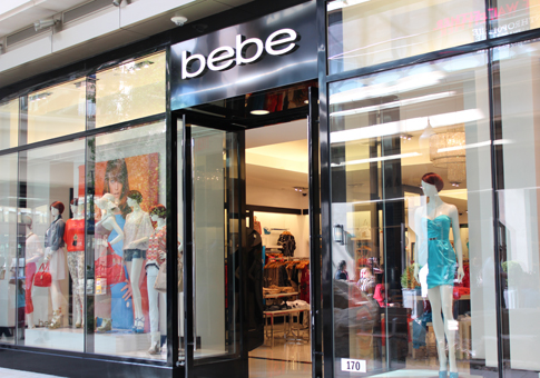 Bebe to Close All Doors