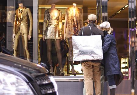 Fall shopping retailers study