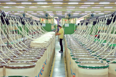 Chinese Textile Company to Double Capacity of South Carolina