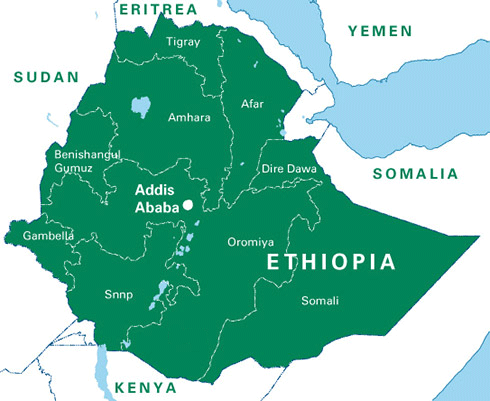 Ethiopia declares state of emergency to stop protests sciox Gallery