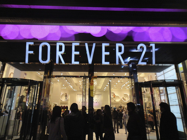 Forever 21 clothes for women