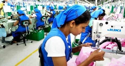 Mauritius textile manufacturing