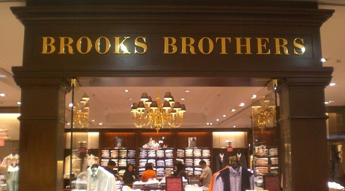 Brooks brothers plans expansion in greater china rivet - Brooks brothers corporate office ...