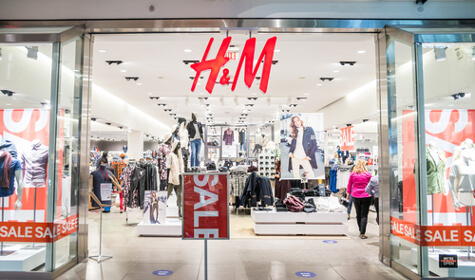 H&M almost doubles India sales, to launch online store