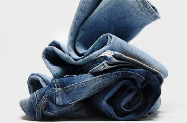 H&M closed loop textiles denim
