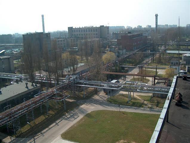 Solvay Gorzow Poland