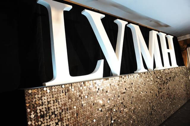 LVMH has increased its holdings in Tod's to 10 percent.