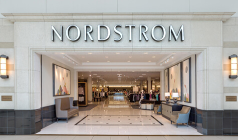 Nordstrom is going international, but not in the bricks-and-mortar way. The Seattle-based retailer said today it has introduced international shopping on its Web site, enabling customers to buy.