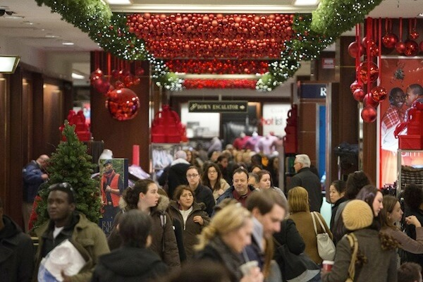 United States  retail sales grow more quickly than expected in December