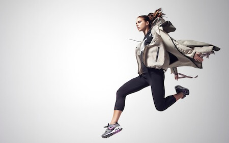 Nike activewear from Nike press release