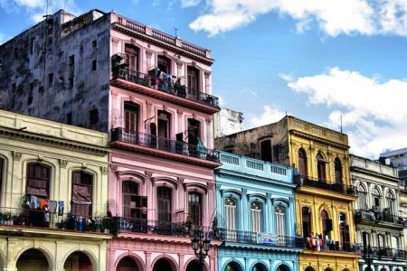 Havana, Cuba, from Pixabay