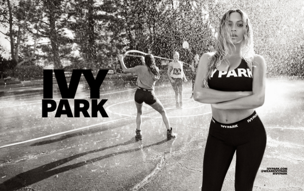 Ivy Park Beyonce Topshop