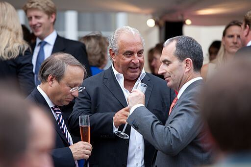 Arcadia group s philip green under fire for bhs fiasco for Arcadis group
