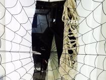 US Denim Experiments With Spider Webs at Denim Première Vision