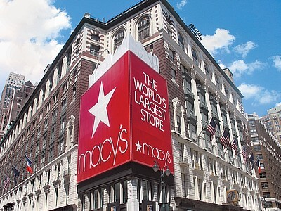 Struggling Macy's reportedly in talks on potential takeover by Hudson's Bay