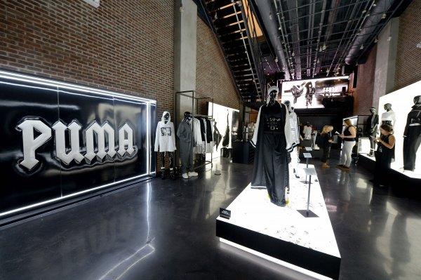 Rihanna Celebrates The Opening Of The FENTY PUMA By Rihanna Pop-Up Shops Powered By SIX:02