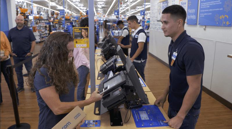 Walmart Express Returns