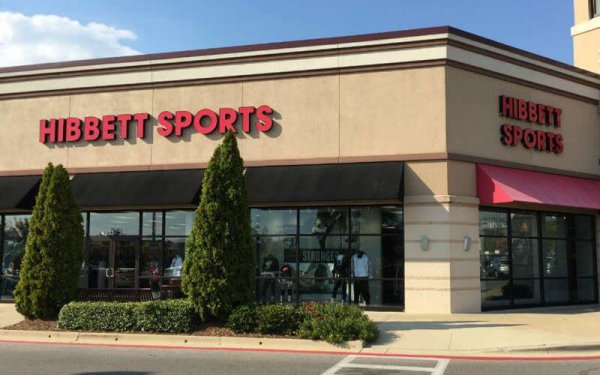 Hibbett Sports' double-digit third-quarter sales increase was helped by strong interest in Nike products as well as Adidas, Vans and Brooks.