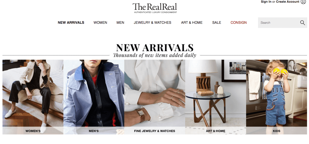 more photos 9a5de 05114 The RealReal Said to Target IPO Market in 2019
