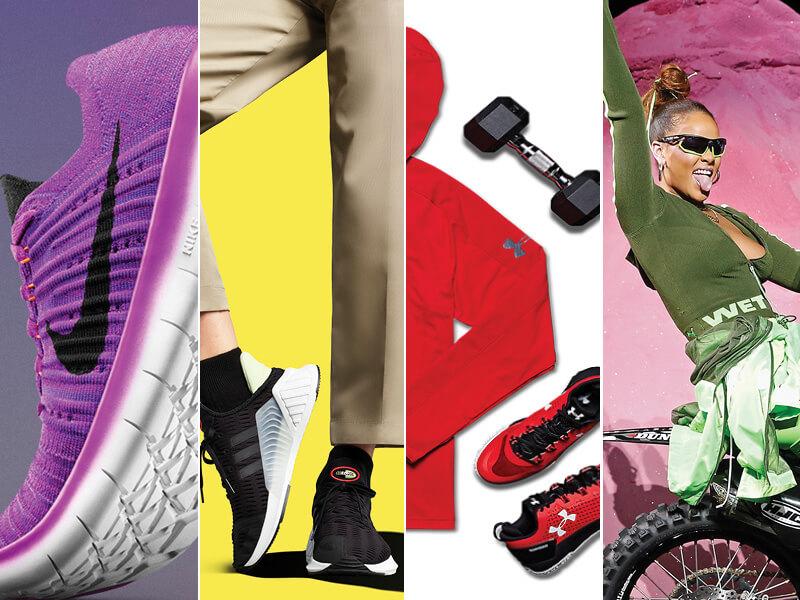 Sneakers in 2017