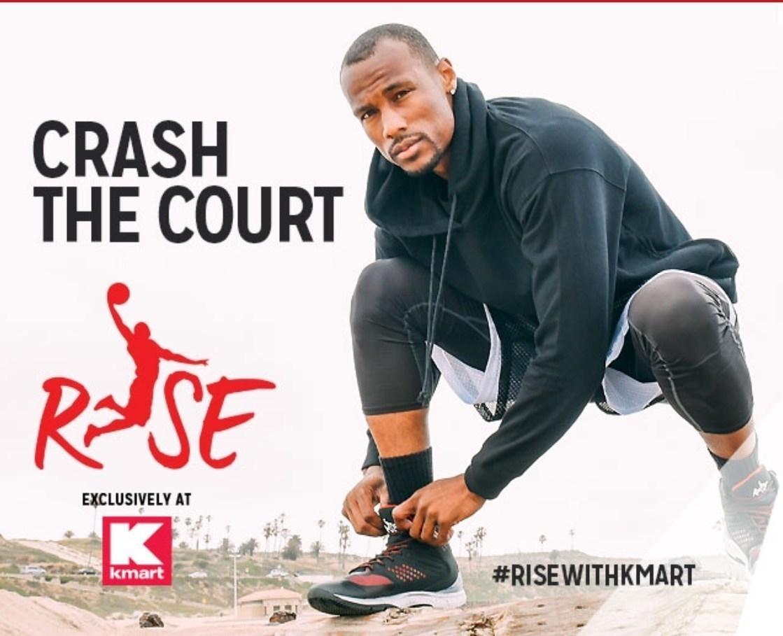 Kmart Launches New Sport Shoe