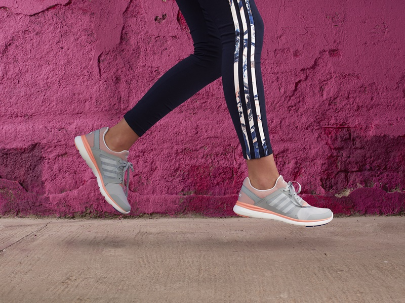 Adidas Neo Launches Cloudfoam Sneakers
