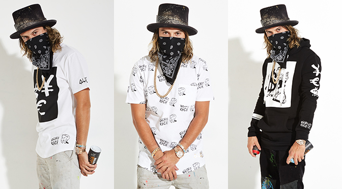 4c008af5 Forever 21 and Graffiti Artist Alec Monopoly Launch Apparel and More ...