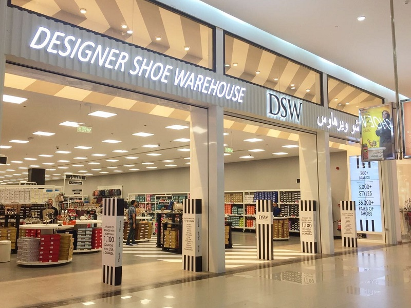DSW Designer Shoe Warehouse Opens First