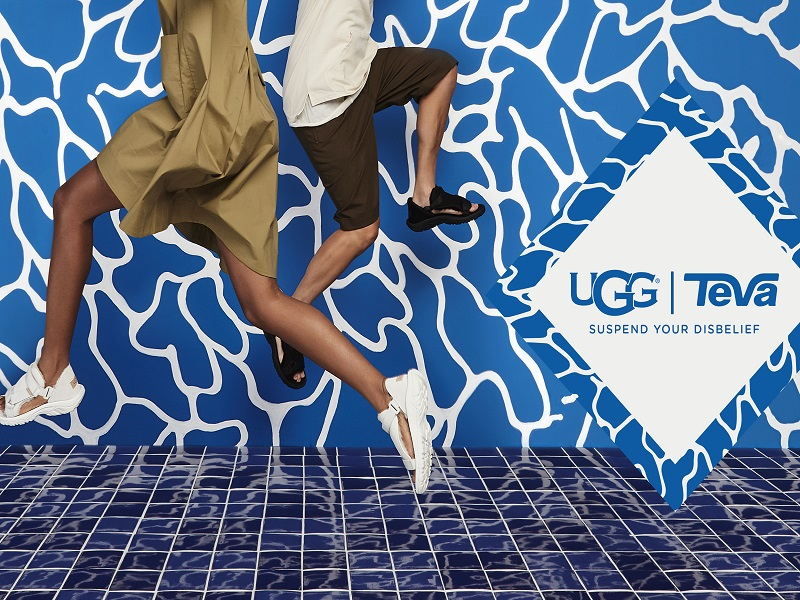 09cb1773c54 Deckers Brands Unveils Ugg & Teva Hybrid Collection – Sourcing Journal