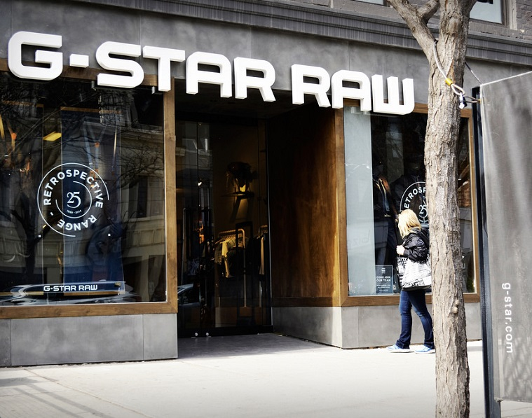 e4c1288bba071 G-Star Raw Unveils 3D Denim in Paris – Sourcing Journal