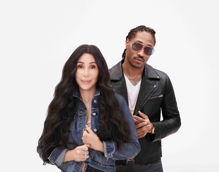 Cher and Future for Gap