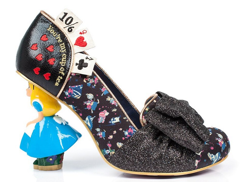 6cdd2d0dde5 Irregular Choice Jump Down the Rabbit Hole with New 'Alice' Release ...