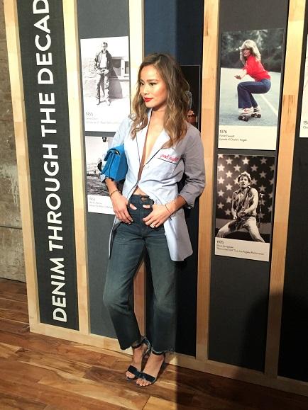 jamie-chung-blue-jeans-go-green