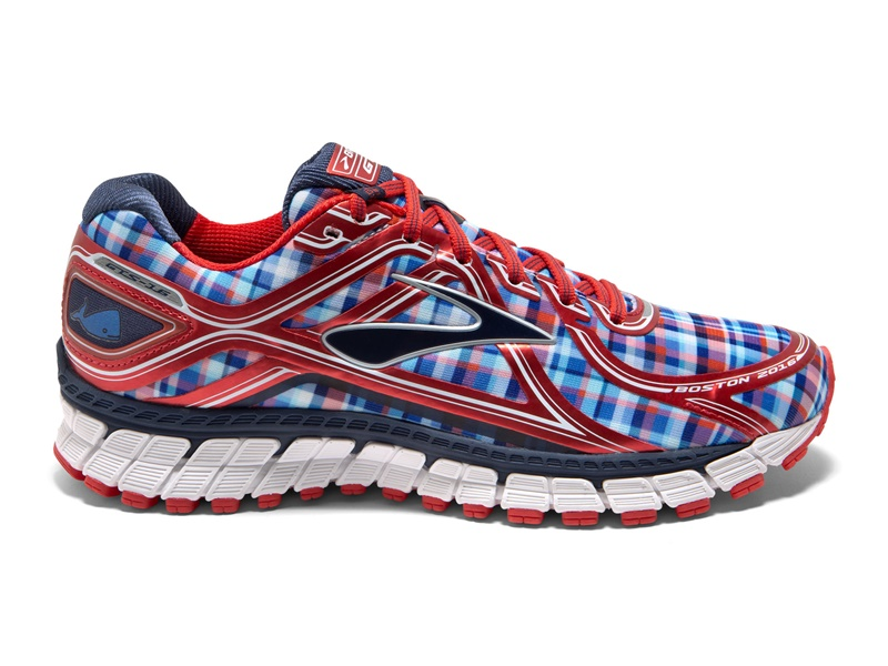 – Running Shoes Introduces Themed Brooks Journal New Sourcing Boston DIH9E2W