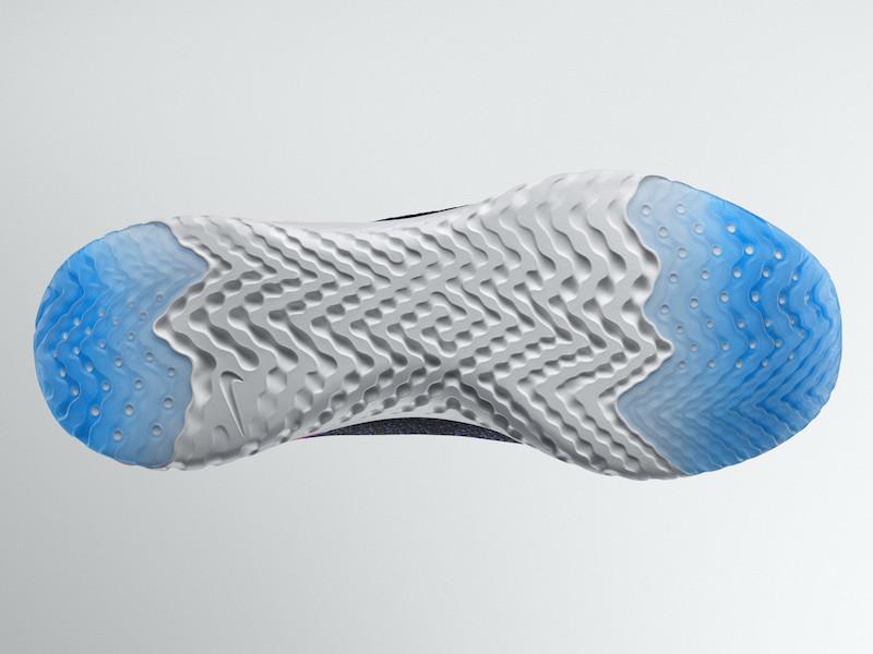 best service f246e 0dc06 Nike s New Cushioning Technology Outperforms Lunarlon Foam