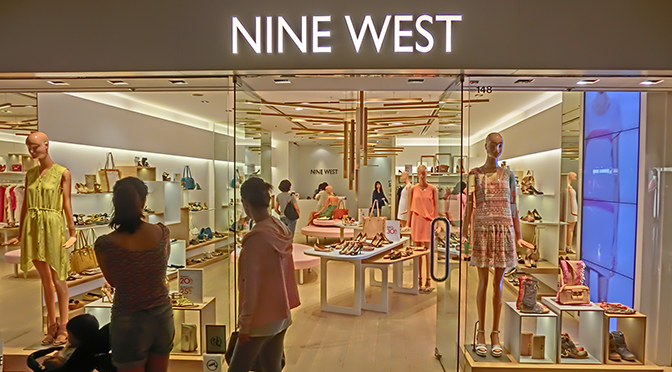 Nine West Holdings Acquires Business