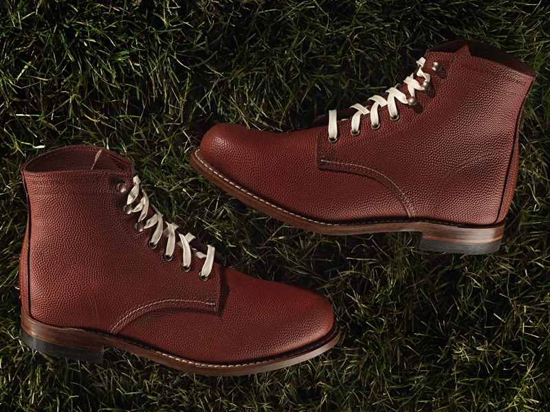 Limited Edition Pigskin Boot