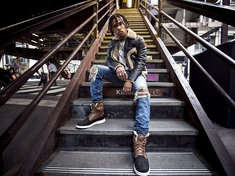Ugg Taps Rapper Vic Mensa for Footaction Launch – Sourcing Journal