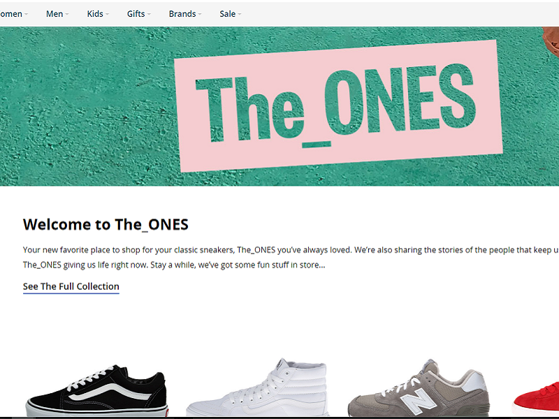 10a8e9c6 Can Zappos Become a Hub for Sneakerheads? – Sourcing Journal