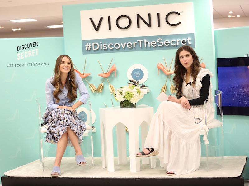 5504e7da405d5 Vionic Unveils New Consumer-Focused Campaign for Spring '18 ...