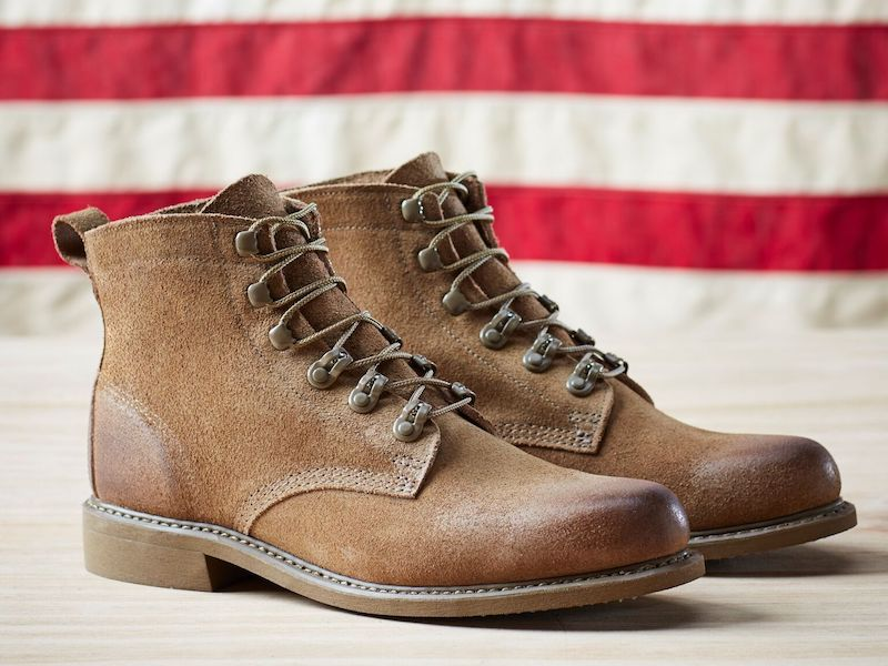 d05b76b0200 Wolverine Donates Proceeds of Limited Edition Boot to Veterans ...