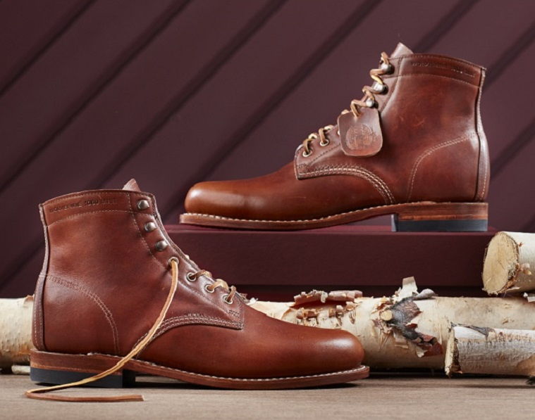 f30b63dd8dc Wolverine 1000 Mile Celebrates Fall In New Collection – Sourcing Journal