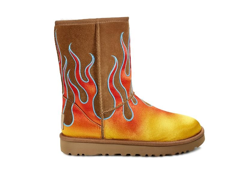 104dab29751 Ugg x Jeremy Scott Heats Up Fall Fashion – Sourcing Journal