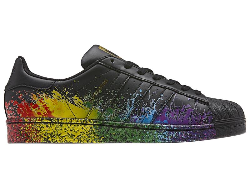 Adidas Originals Releases a Splashy Pride Pack – Sourcing