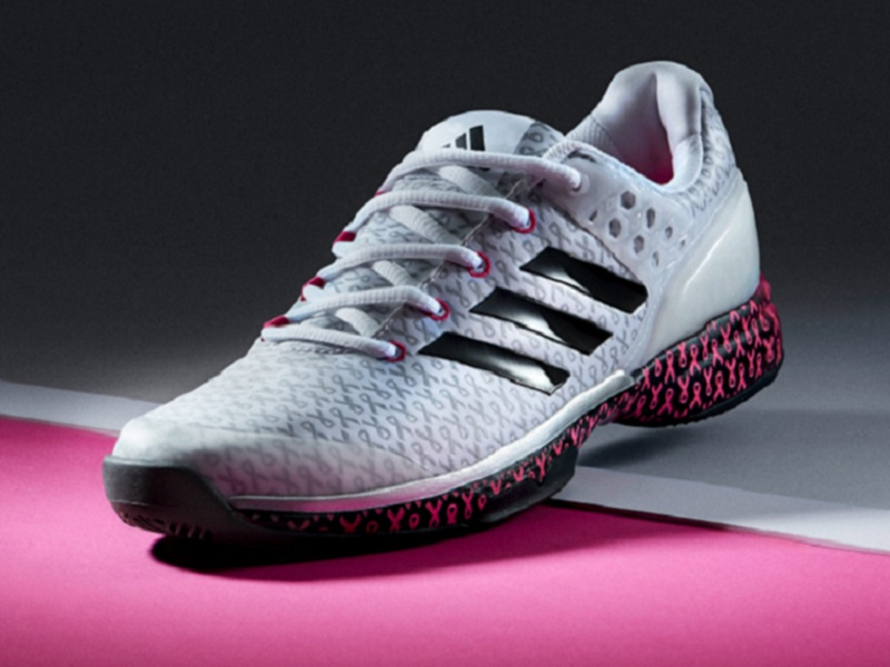 21c37a6d6 Adidas Thinks Pink for Breast Cancer Awareness Month – Sourcing Journal