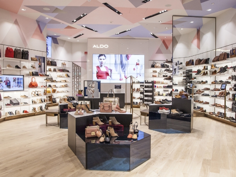 bfd9c714484 Aldo, Camper, Cole Haan, Lacoste, L.K. Bennet, Skechers, Sam Edelman,  Stuart Wetizman, Under Armour, Ugg and Vince Camuto are among the roster of  footwear ...