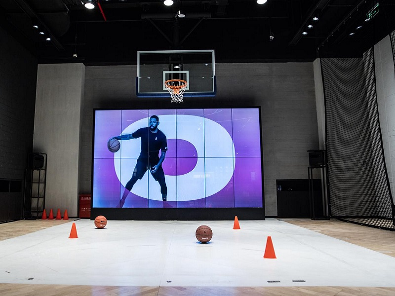 buy online ecaec f2e46 Nike Opens Biggest Basketball-Focused Store in China