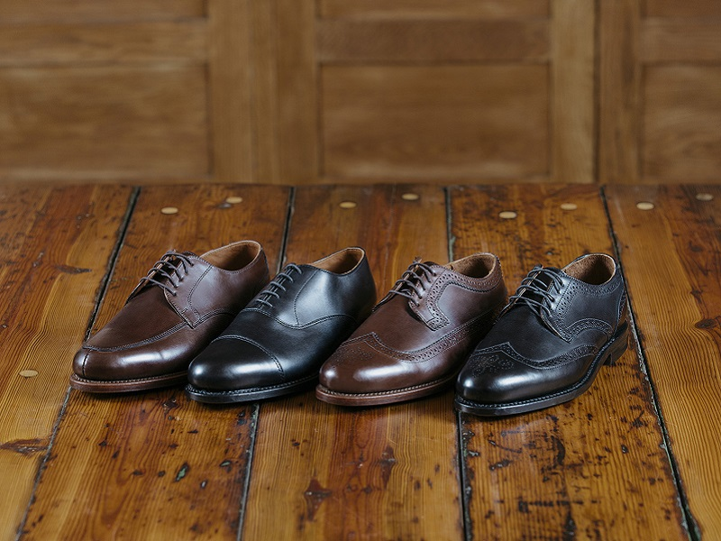 f6948794b7b Cole Haan Launches Made in Maine Collection – Sourcing Journal