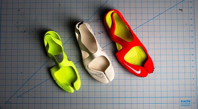 Nike Reinvents Iconic Split Toe Sneaker